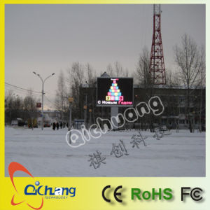 P6 Outdoor Advertising LED Display Screen pictures & photos