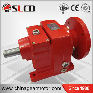 Inline Shaft Foot Mounted R Series Helical Gear Reducers pictures & photos