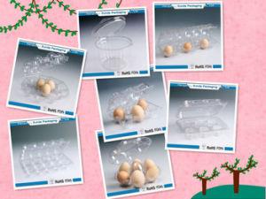 Cheap Plastic Quail Egg Blister Packaging Trays Supplier