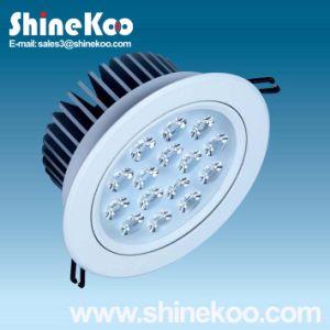 15W Aluminium LED Downlight Convex (SUN10-15W) pictures & photos