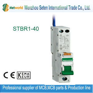 Residual Current Operated Circuit Breaker / RCBO pictures & photos