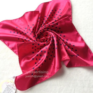Custom Print Polyester Satin Bandanna, Bandana & Handkerchief pictures & photos