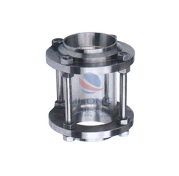 Stainless Steel Sight Glass with Flange Connection pictures & photos
