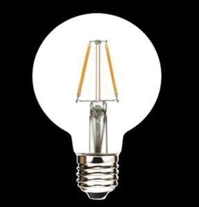 Decoraterd Energy Saving Circle Shape LED Filament Bulb pictures & photos