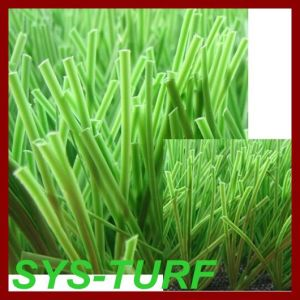 Diamond Yarn Monofilament Artificial Turf for Soccer pictures & photos