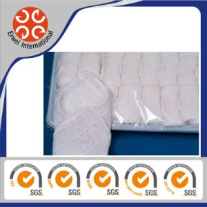 100% Cotton Individual Packing Wet Towel pictures & photos