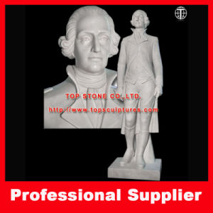 George Washington Stone Carving Marble Statue Marble Sculpture Granite Sculpture pictures & photos