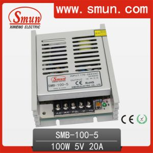 100W 5VDC 20A Ultra-Thin Switching Power Supply pictures & photos