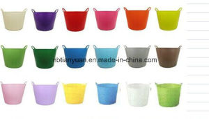 PE Flexible Bucket, Garden Bucket