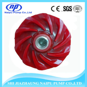PU Polyurethane U01 Impeller for Centrifugal Pumps pictures & photos