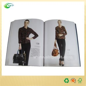 Hot Selling Glossy Cover A4 Photo Book Printing with Perfect Binding (CKT-BK-13) pictures & photos