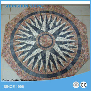 Natural Marble Stone Mosaic Patterns pictures & photos