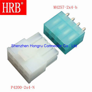 Molex Equivalent Wire to Board Connector of 4.2 Pitch pictures & photos
