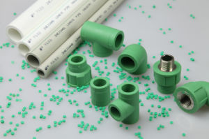 PPR Pipe PPR Pipe Fittings Plastic Tube pictures & photos