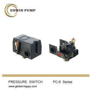 Pressure Switch Used for Air Compressors PC-6 pictures & photos