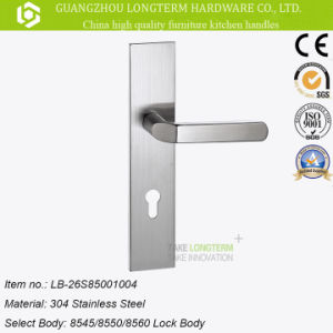 High Quality Stainless Steel Door Lock pictures & photos