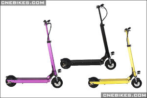 CE Approved Colorful Mini Electric Scooter pictures & photos