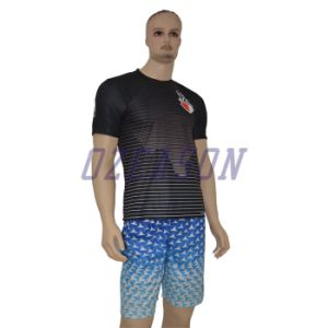 Manufactory Custom Logo Sublimation Print Colorful T Shirt pictures & photos