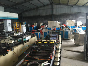 Used of Plastic Film, Composite Film and Paper Slitting Machine with Auto Loading pictures & photos