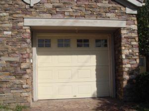 Sectional Garage Door in European Standard pictures & photos