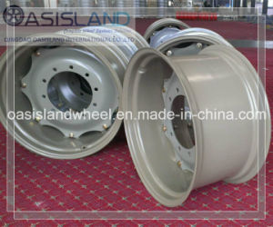 (Dw15lx38 18X38) Steel Farm Agricultural Wheel for Tractor/Harvester pictures & photos