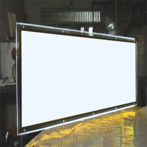 Transparent Light Guide Panel for LED Crystal Light Boxx