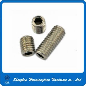 China Hex Socket Head Machine Screw pictures & photos