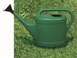 High Quality Garden Tools 10L PE Plastic Water Pot Watering Can pictures & photos