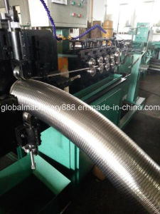 Interlocked Flexible Metallic Hose Pipe Making Machine pictures & photos