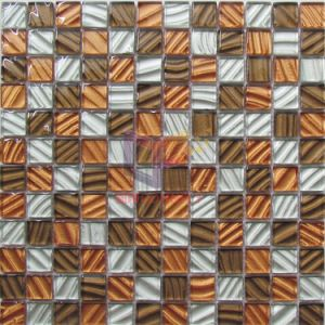 Cool Paving Crystal Mosaic Tile (CFC611) pictures & photos