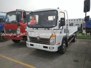 Sinotruk Cdw 3ton Small Cargo Truck with Isuzu Engine pictures & photos