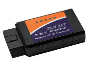 Elm327 WiFi OBD2 Can-Bus Scanner pictures & photos