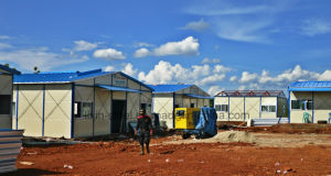 Single Floor Affordable Prefabricate Movable House for Low Income People pictures & photos