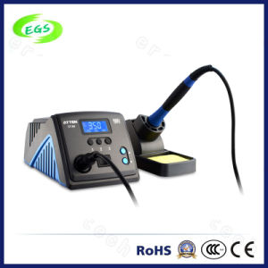 Wholesale Premium Separately Intelligent Soldering Station 80W with Four-Core Wire Heaters pictures & photos