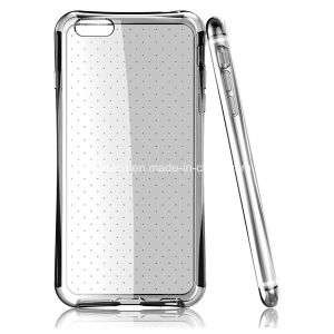 Transparent Clear Air Cushion Shockproof TPU Case for iPhone 6s pictures & photos