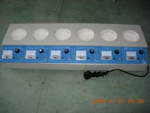 Digital Heating Mantel for Laboratory with Six-Joint (WT-HM6) pictures & photos