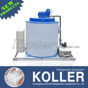 5tons Best Design Evaporator Drum for Flake Ice Machine pictures & photos