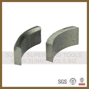 Diamond Core Bit Segment for Iron Concrete 105mm--150mm pictures & photos
