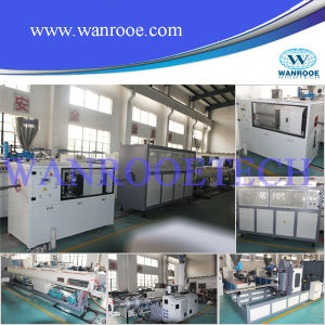 PVC Conduit Pipe Making/ Pipe Extruder Machine pictures & photos