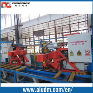 1800 T Aluminium Extrusion Double Puller in Extrusion Lines pictures & photos