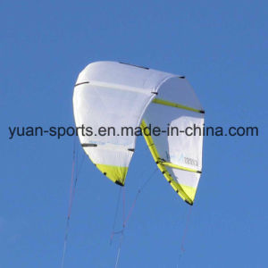 Whole Set Kite with Line and Control Bar for Kite Board Surfing pictures & photos
