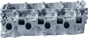 Aluminum Cylinder Head for Renault ZD30 pictures & photos