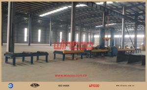 Automatic Steel Structure Production Line/ Steel Fabrication Line pictures & photos