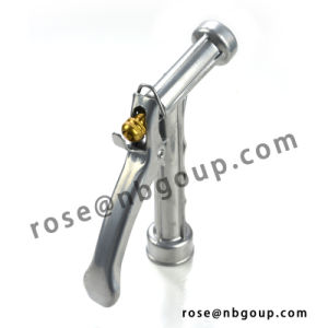 Full Size Metal Nozzle with Threaded Front (GU243) pictures & photos