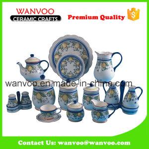 Eco-Friendly Ceramic Kitchenware for Kitchen Storage Jar pictures & photos