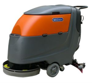 Hand Drive Automatic Huge Tank Floor Cleaner with Reasonable Cost pictures & photos