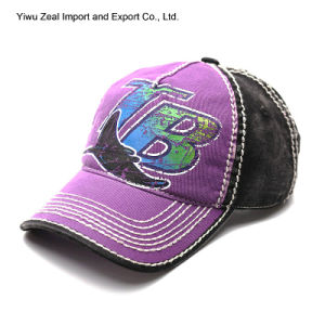 Promotional Printed Sport Fashion Baseball Cap