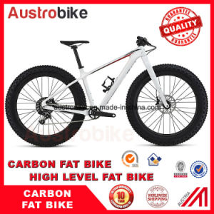 "Full Carbon Fatbike Carbon Fat Bike 26"" Carbon Fat Tyre"