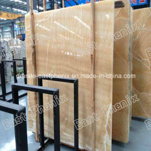 Hot Selling Beige Marble Slab pictures & photos