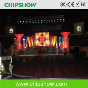 Chipshow P6 Indoor Full Color LED Display Screen pictures & photos